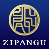 日本正品代购 ZIPANGU LOGO