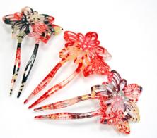 櫻花花型發簪